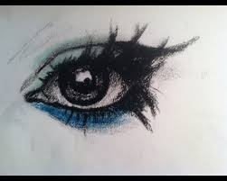 eyes from my sketchbook awesome realistic colorful drawings of