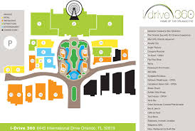 Orlando Premium Outlets Map by I Drive 360 Tickets Orlando U0027s New 250 Million Entertainment