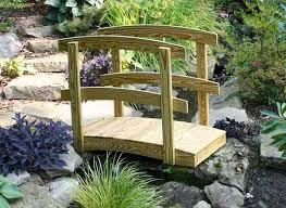 backyard bridges 15 whimsical wooden garden bridges home design lover