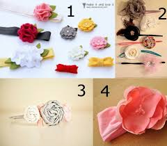how to make baby headbands with flowers baby headbands diy tutorials baby girl headbands diy baby