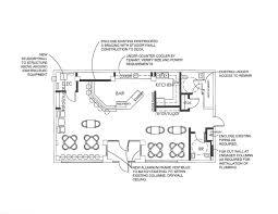 bar floor plan valine