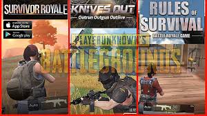 Of Survival Of Survival Vs Knives Out Which Gets Chicken Dinner
