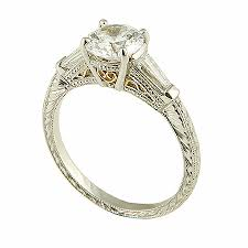 carved engagement rings varna carved platinum engagement ring bargens jewelry carved