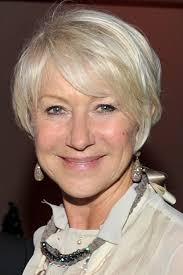 gray hair popular now short hairstyles for older women with gray hair pinteres
