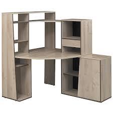 bureau d angle d angle avec surmeuble greg