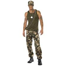 Army Men Halloween Costume Army Costume Men Army Costume Men Suppliers Manufacturers