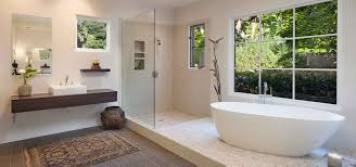 now trending in luxury bathroom design