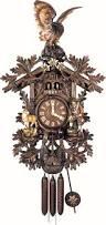 German Clocks Cuckoo Clock 8 Day Movement Carved Style 105cm By Hubert Herr