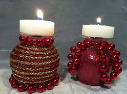 50 amazing diy christmas wine glasses candle holders for your