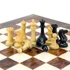 the old english elite ebony and briar luxury chess set amazon co