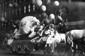 photos a history of the macy s thanksgiving day parade time