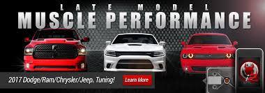 Dodge Ram Jeep - diablosport gasoline and diesel tuning systems