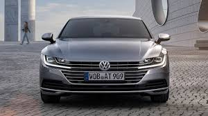 new volkswagen sedan 2018 volkswagen arteon fastback sedan at the geneva auto show