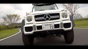 G Wagon 6x6 Interior This Mercedes G63 Amg 6x6 Clone Is Really A Suzuki Jimny