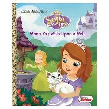 sofia golden book
