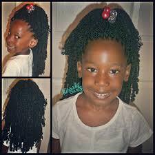 soul line pretwisted hair kids crochet kinky twists using soul twist hair by super line