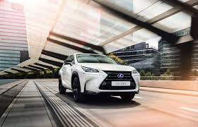 lexus nx 300h electric range new lexus nx sport adds subtle exterior and interior tweaks
