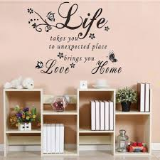 home decor places popular wall sticker quotes places buy cheap wall sticker quotes