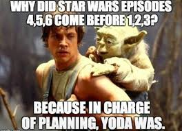 Memes Star Wars - 25 star wars memes to get you pumped for any sequel prequel or