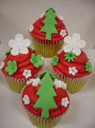 Cupcake New Years Decoration Ideas by Easy Christmas Cakes Ideas Meknun Com