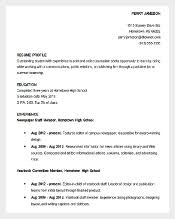 Forever 21 Resume Sample by 46 Best Resume Templates To Download Free U0026 Premium Templates