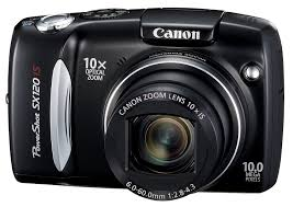 amazon com canon powershot sx120is 10mp digital camera with 10x