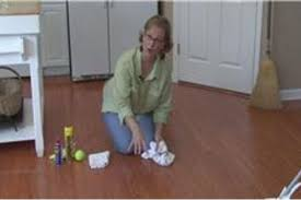 how to remove scuff marks from wood floors ehow