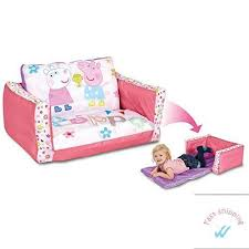 marshmallow furniture children u0027s sofa bed for kids flip out couch