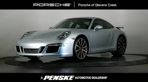 porsche carrera 2014 used certified porsche 911 at porsche of stevens creek serving