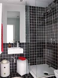 interior design black and white bathroom brilliant black and white