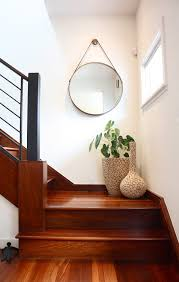 Banister Wall Stairs Wall Decoration Ideas Staircase Contemporary With Wood