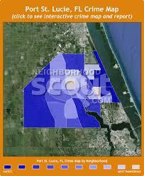port st fl map port st crime rates and statistics neighborhoodscout