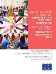 Shared History Council Of Europe Objectives Of The Project