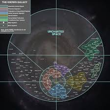 Galaxy Map Map Of The Galaxy By Imperial Ascendance On Deviantart