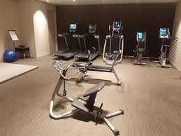 Front Desk Help Amazing Gym Facilities Forgot Your Running Shoes Don U0027t Worry