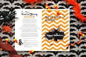 Halloween Door Signs Printable by Chevron Halloween Boo Poem Bunny Cakes