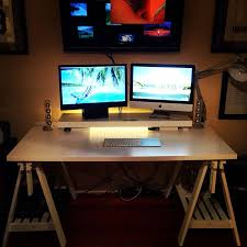 Ikea Desk Hack by 17 Best Office Ideas Images On Pinterest Office Ideas Ikea Desk