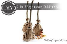 Easy Halloween Craft Projects - diy 21 fun u0026 easy halloween craft projects the krazy coupon lady