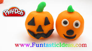 playdoh pumpkin jack o lanterns halloween how to fun and easy