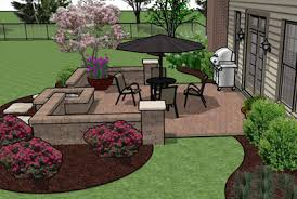 Patio Layout Design Patio Layout Design Home Furniture