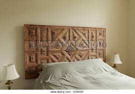 Carved Wood Headboard Carved Bed Stock Photos Carved Bed Stock Images Alamy