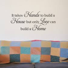 building walls quotes like success