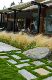 Tall Grass Landscaping by How To Landscape Without Overdoing It