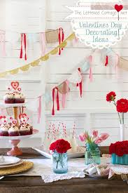 Ideas To Decorate For Valentine S Day by 31 Creative Ideas For Valentines Day Decorations Tip Junkie