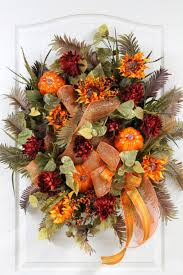 thanksgiving front door decorations accessories alluring thanksgiving door wreath decoration ideas