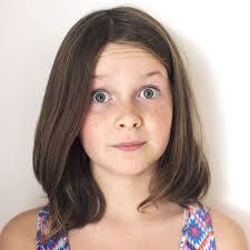coupe de cheveux fille 8 ans coiffure enfant nos idées de coiffure fille coiffure garçon l