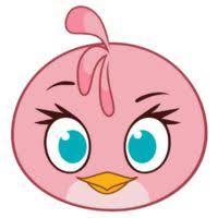 angry birds stella antropomorphic countwildrake deviantart