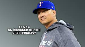 Dan Banister Jeff Banister Up For Al Manager Of Year Award Mlb Com