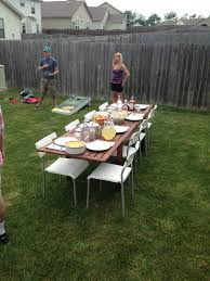 that winsome kicking off summer with a birthday cookout