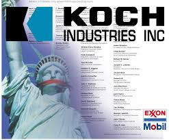 koch industries polluterwatch
